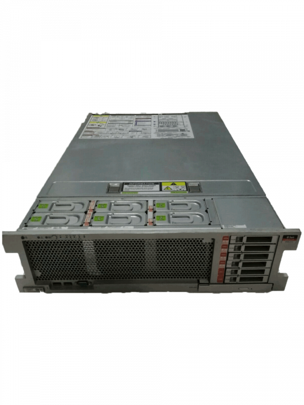 Sun oracle t7-2 server